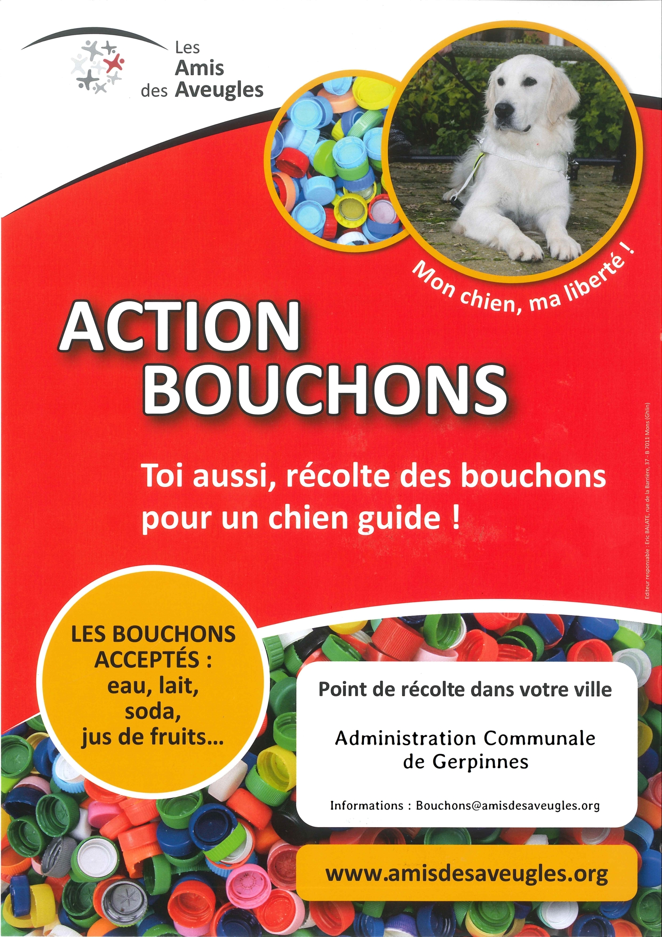 action bouchons 2019