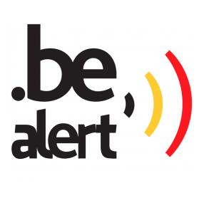 be alert logo twitter 0   Copie