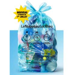 Les nouveaux sacs bleus - P+MC
