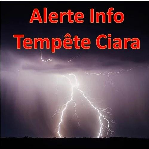 Tempete Ciara