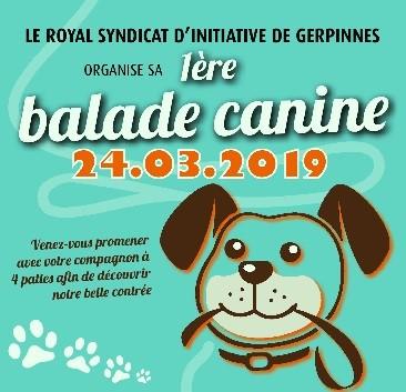 Balade Canine SI