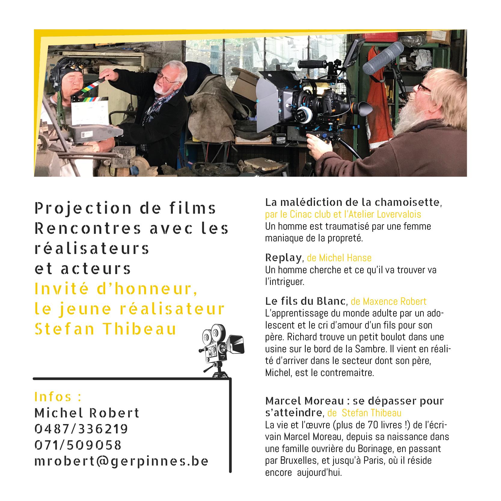cinema artisan 2019