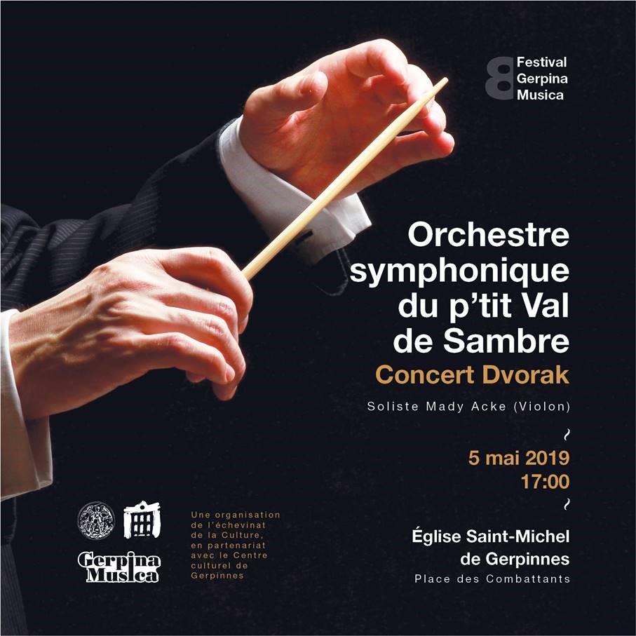 Orchestre symphonique du p'tit Val de Sambre
