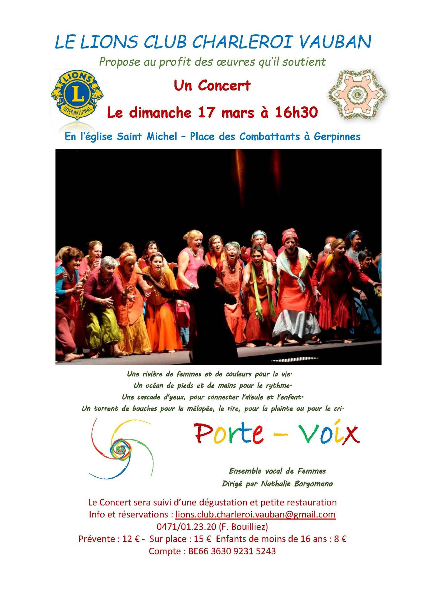 Porte Voix 201903017
