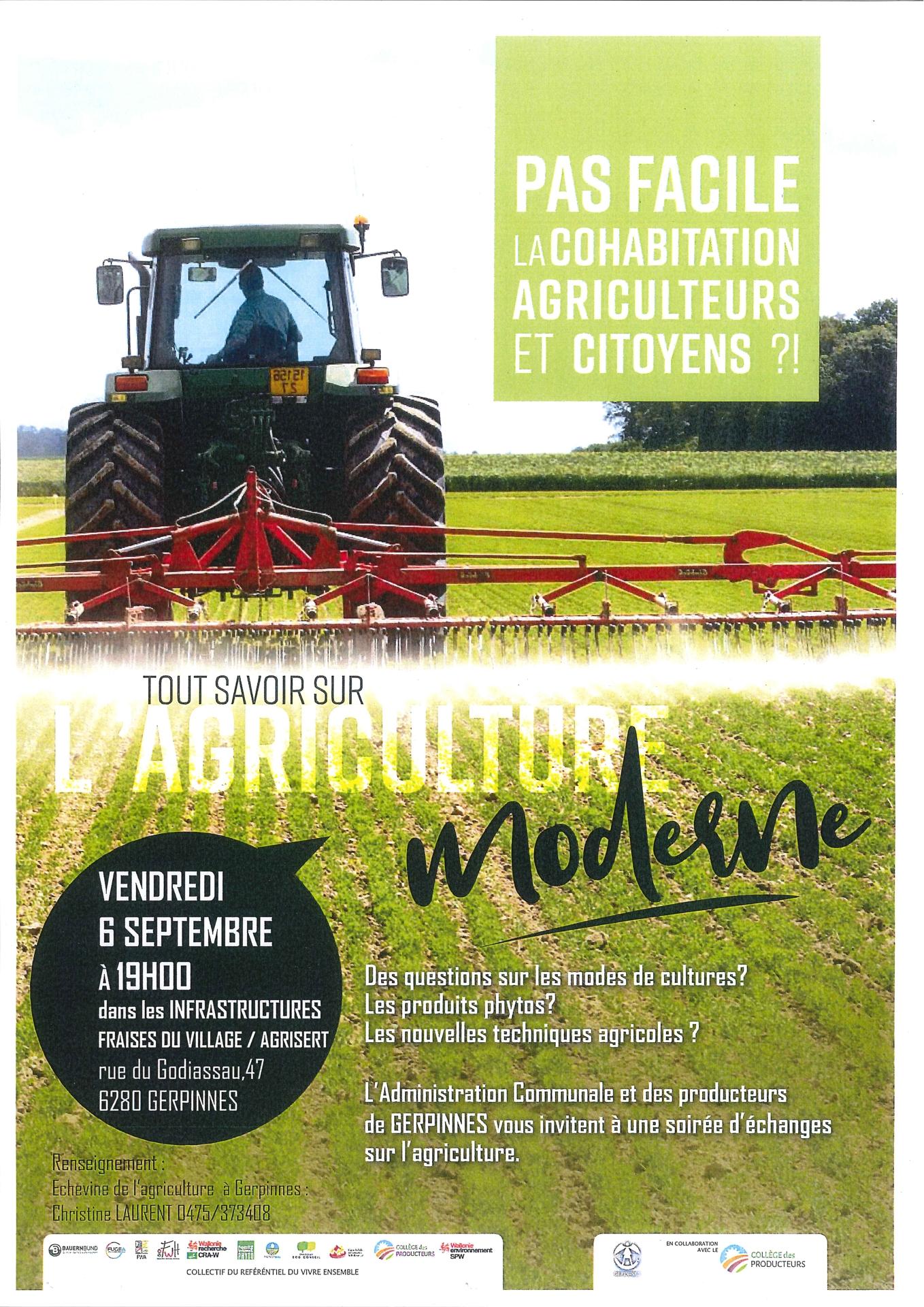tout savoir sur l'agriculture