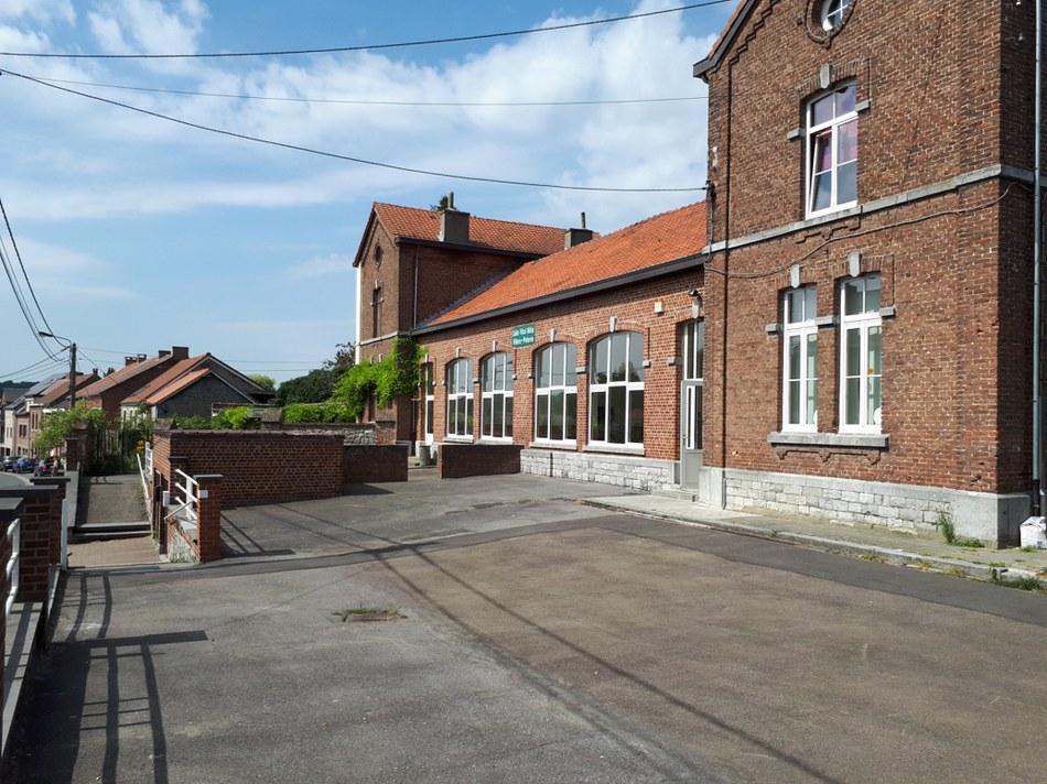 Villers facade