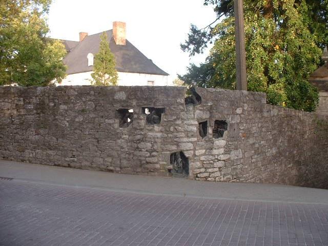 Monument des marcheurs- Félix Roulin