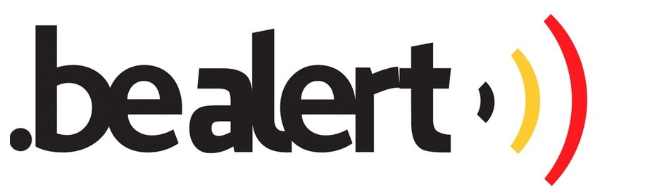 be alert banner