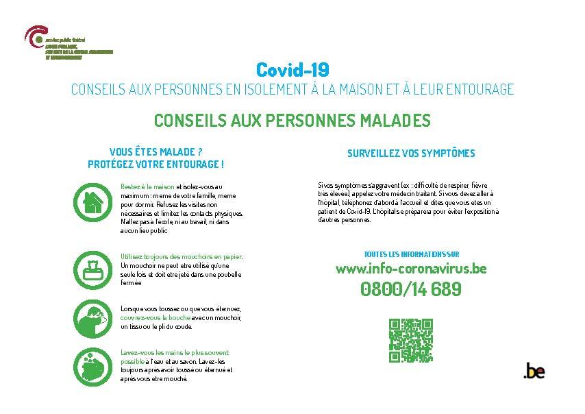 20200311 coronavirus conseils patients entourage FR Page 1