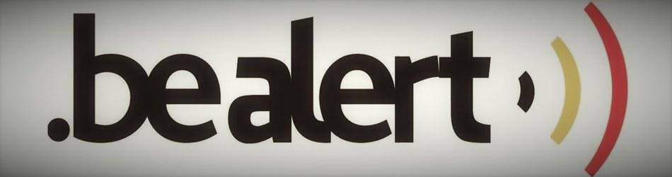 Be-Alert banner