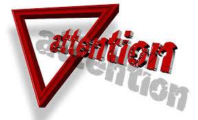 logo attention